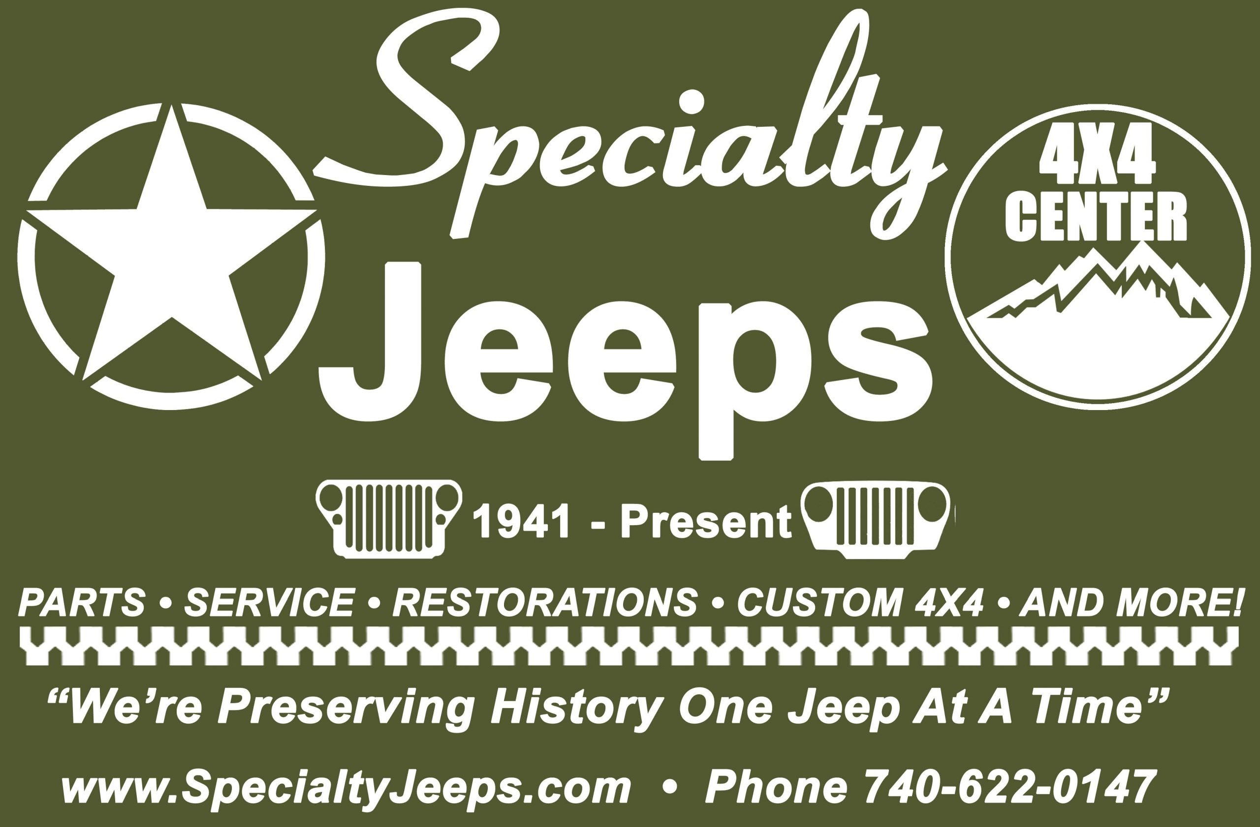Specialty Jeeps